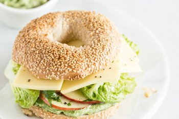 Tilsiter-Bagel «Crazy Day»